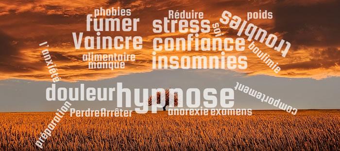 Arrêter de fumer, comportement alimentaire, réduire la douleur, Réduire l'anxiété et le stress... Les applications thérapeutiques de l'hypnose.